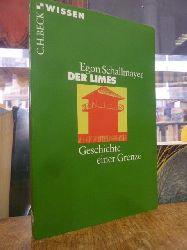 Schallmayer, Egon,  Der Limes - Geschichte einer Grenze,