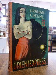 rororo .011, Greene, Graham,   Orientexpress - Roman,