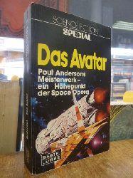 Anderson, Poul,  Das Avatar, aus dem Amerikanischen von Harro Christensen,