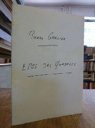 Garnier, Pierre,  Epos des Quadrats,