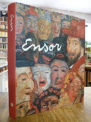 Ensor, James / Alechinsky, Pierre,  Ensor, Musees royaux des Beaux-Arts de Belgique, Bruxells,