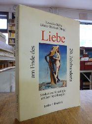 Hahn, Kornelia / Burkart, Günter (Hrsg.),  Liebe am Ende des 20. Jahrhunderts - Studien zur Soziologie intimer Beziehungen,