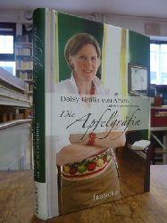 Arnim, Daisy Gräfin von,  Die Apfelgräfin, (signiert), mit Kathrin Schultheis, Innenfotos: Michael Graf v. Arnim u.a.,