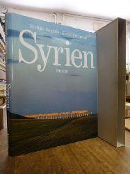 Syrien / Gogräfe, Rüdiger (Text)/ Klaus Obermeier (Bilder),  Syrien, Aufnahmen von Klaus Obermeier,