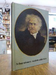 Schopenhauer, Arthur / Hübscher, Arthur (Hrsg.),   Schopenhauers Anekdotenbüchlein,