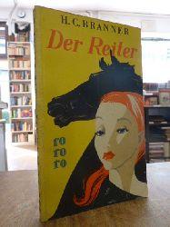 rororo .033, Branner, H.C.,   Der Reiter,