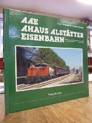Schienenverkehr / Heusinkveld, Evert und Ludger Kenning,  Die Ahaus-Alstätter Eisenbahn - Geschichte der Ahaus-Enscheder Eisenbahn und der Ahaus-Alstätter Eisenbahn,