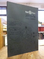 Bell & Ross,  2013>14 - new models, (inkl. Preisliste),