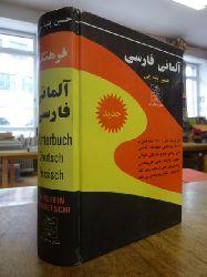 Panbetschi, Hossein,  Deutsch-Persisches Taschen-Wörterbuch (auf Buchrücken: