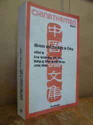 Gerstlacher, Anna u.a. (Hrsg.),  Woman and Literature in China,