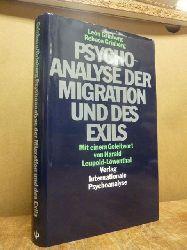 Grinberg, León / Rebeca Grinberg,  Psychoanalyse der Migration und des Exils, aus dem Span. von Flavio C. Ribas, Geleitwort von Harald Leupold-Löwenthal,