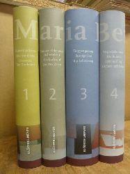 Beig, Maria,  Das Gesamtwerk, 4 Bände (von 5), hrsg. von Peter Blickle und Franz Hoben,
