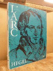 Hegel / Cordier, Stephane (Hrsg.),  L