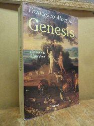 Alberoni, Francesco,  Genesis - Mouvements et institutions, (signiert) Préface d