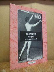 Grimm, Matthias (Hrsg.),  Die Geschichte des § 175 - Strafrecht gegen Homosexuelle, Katalog zur Ausstellung in Berlin und in Frankfurt am Main 1990,