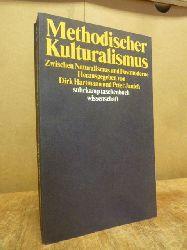 Hartmann, Dirk und Peter Janich (Hrsg.),  Methodischer Kulturalismus - Zwischen Naturalismus und Postmoderne,