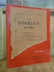 Galerie Knoedler / Andre Billy (Text),  Les soirées de Paris - Jeuness de l