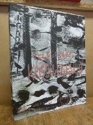"""Kirkeby, Per,  Kristallgesicht - Ausgewählte Essays aus """"Naturhistorie"""" und """"Udviklingen"""", (mit original lithographierten Umschlag!),"""