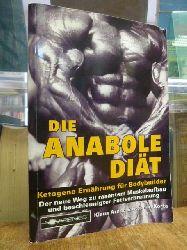 Arndt, Klaus / Stephan Korte,  Die anabole Diät - Ketogene Ernährung für Bodybuilder. Der neue Weg zu rasantem Muskelaufbau und beschleunigter Fettverbrennung,