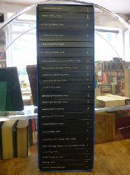 Adorno, Theodor W.   Gesammelte Schriften,  20 Bände in 23 Teilbänden (= alles), hrsg. von Rolf Tiedemann, unter Mitwirkung von Gretel Adorno u.a.,