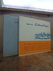 Heym, Heinrich,  Lebenslinien - Zwölf Schicksale aus einer alten Stadt (Band 1) / Lebenslinien - Neue Folge (Band 2), 2 Bände (von 3),