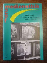 Hunold, Gerfried W. (Hrsg.) /  Koziol, Klaus (Hrsg.),   Bildstörung - Die Entwerung der Bilder durch die Bilder, In: Forum Medienethik 1998, Heft 1,