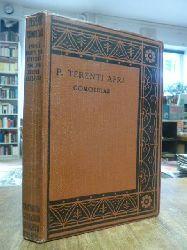 Latein / Terentius Afer, Publius / Kauer, Robert / Lindlsay, Wallace M.,   P. Terenti Afri - Comoediae, Recognoverunt Brevique Adnotatione Critica Instruxerunt,