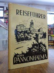 Horváth, Detre,  Reiseführer durch Pannonhalma,