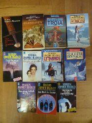 Zimmer Bradley, Marion,  Konvolut: 11 Bücher von  Marion Zimmer Bradley,