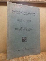 Die Karstaufforstung in Krain mach dem Stande mit Ende d. J. 1906, hrsg. vom k. k. Ackerbau-Ministerium anläßlich des VIII. internationalen landwirtschaftlichen Kongresses Wien 1907,