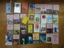 Rosendorfer, Herbert,  Konvolut - 35 Bücher von Herbert Rosendorfer,