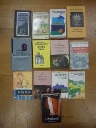 Rosendorfer, Herbert,  Konvolut - 13 Bücher von Herbert Rosendorfer,