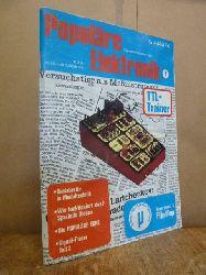 Populäre Elektronik 7/77,