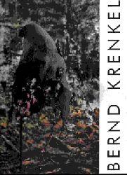 """Krenkel, Bernd:  Bernd Krenkel. (Buch zur Ausstellung Sand in der Galerie Trapez Potsdam) Dieses Buch erscheint anläßlich der Ausstellung Bernd Krenkel """"Sand"""" 18.11.-23.12.1994."""