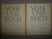Volk und Reich. Politische Monatshefte. 18. Jg. 10/1942 u. 12/1942. (2 Hefte) (zus. EURO 25,00 u. Porto EURO 2,40) Einzelpreis: