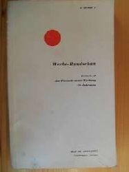 Werbe-Rundschau. Zeitschrift der Freunde neuer Werbung. 23. Jahrgang - Heft 66 1964/1965.