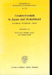 Batzer, Erich: Absatzwirtschaft in Japan und Deutschland : Strukturen - Wettbewerb - Politik. IFO-Institut für Wirtschaftsforschung. Schriftenreihe des Ifo-Instituts für Wirtschaftsforschung.