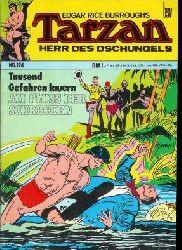 Burroughs, Edgar Rice: Tarzan, Herr des Dschungels. Nr. 124.