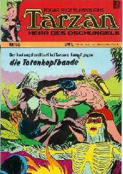Burroughs, Edgar Rice: Tarzan, Herr des Dschungels. Nr. 125.