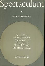Albee, Edward, u. A.: Spectaculum VII. Sechs moderne Theaterstücke. 1. - 35. Tsd.