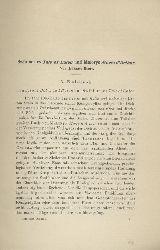 Hoops, Johannes  Swinburnes Tale of Balen und Malorys Morte d