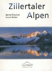 Ritschel, Bernd u. Horst Heller  Zillertaler Alpen.
