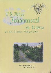 Kleingärtnerverein Johannistal 1832 e.V. (Hrsg.)  175 Jahre Johannistal zu Leipzig. Ein Teil lebendiger Stadtgeschichte. Chronik des Kleingärtnervereins Johannistal 1832 e.V. Leipzig.