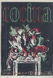Herrera, Ana Maria  Manual de Cocina (Recetario). Undecima edition.