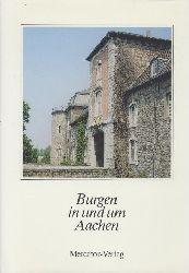 Krämer, Karl Emerich  Burgen in und um Aachen.