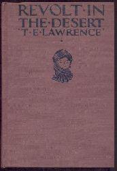 Lawrence, T. E.  Revolt in the Desert.