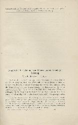 Mehmke, Rudolf  5 Sonderdrucke: 1. Analytischer Beweis d. Satzes v. Reinhold Müller über Erzeugung d. Koppelkurve durch ein ähnlich-veränderliches System. 2. Graphische Berechnung v. Determinanten beliebiger Ordnung. 3. Über die Halbierungslinien d. Winkel eines Vielecks