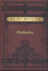 Reuter, Fritz  Dörchläuchting. Olle Kamellen VI. 12. Auflage.