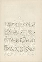 Martin, E. u. H. Lienhart (Bearb.)  (Wörterbuch der elsässischen Mundarten.) Band 1 (von 2). Bearbeitet von E. Martin und H. Lienhart