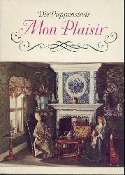 Leber, Wolfgang u. Klaus Beyer  Die Puppenstadt Mon Plaisir.